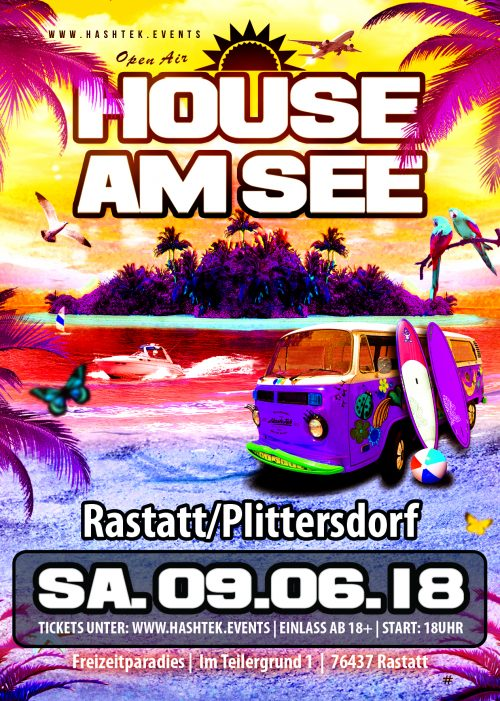 House am see Rastatt 2018