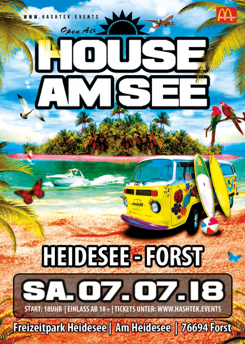 Heidesee Forst A6 2018 House am See