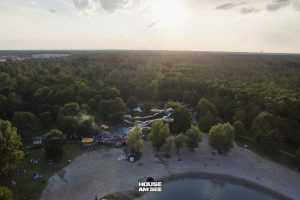 House am See forst 2018 Heidesee bei Bruchsal